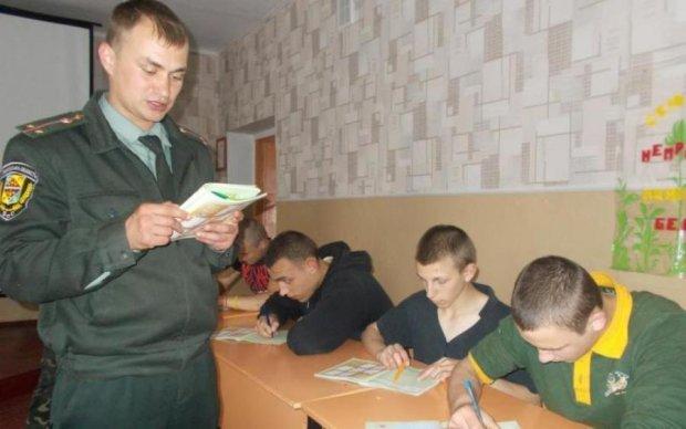 У колоніях займуться навчанням дітей іноземним мовам