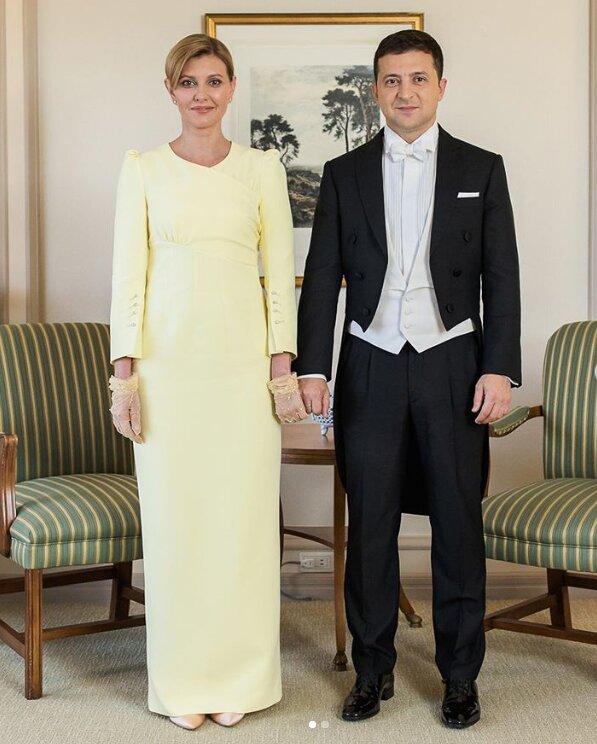 Олена та Володимир Зеленські, фото: Instagram