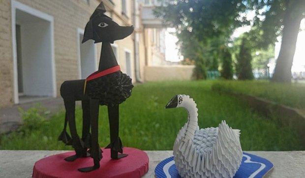 Надежда Савченко в тюрьме делает игрушки для детей