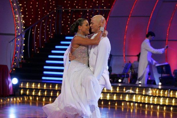 Яма показав, чим займався із Могилевською: зовсім не танці