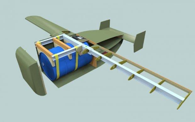 Деревянные дроны помогут армии США