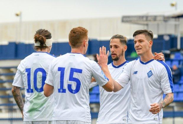 Динамо разгромило немцев в первом матче года