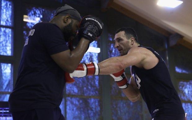 Виталий Кличко: Ни у одного боксера нет такой техники и опыта, как у Владимира