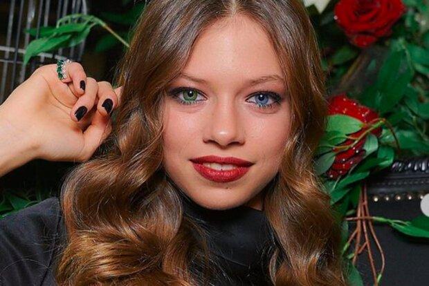 Дочь Веры Брежневой Сара, instagram.com/sarahvv12s/