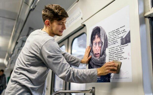 """У київському метро покажуть """"Ціну правди"""": обережно, - кадри, які можуть застати вас зненацька"""
