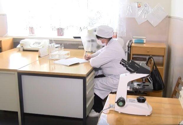 Лікарні, кадр з відео