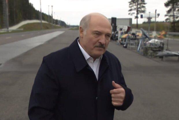 Александр Лукашенко, скриншот с видео