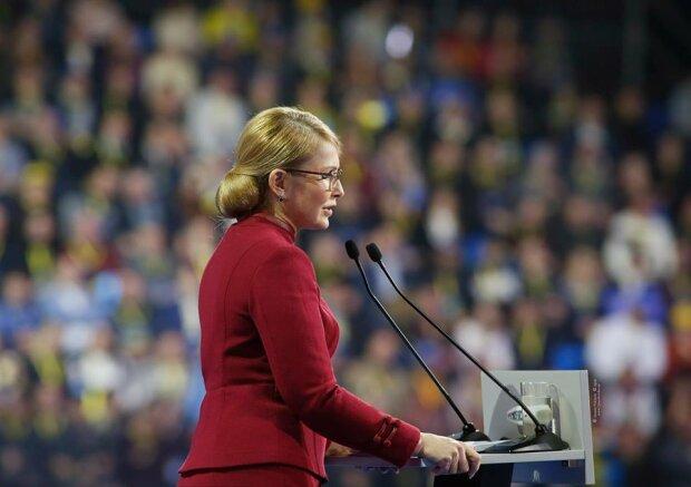 """Юлия Тимошенко (""""Батькивщина""""), кандидат в президенты Украины"""