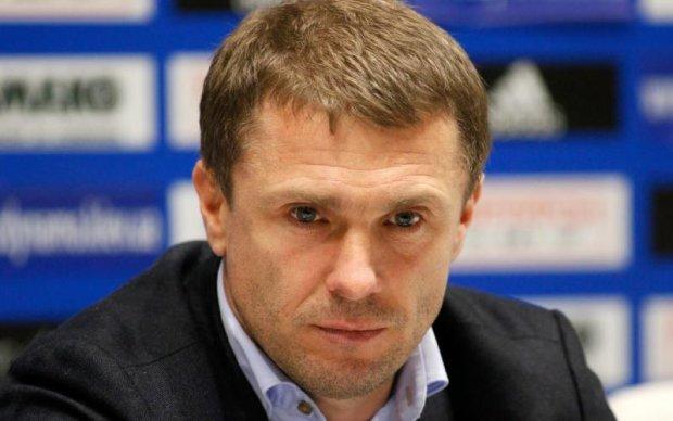 Ребров покинув Динамо