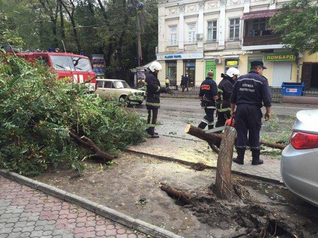 На Одещині випускний бал перетворився на пекельний хоррор: стихія влаштувала випускникам ігри на виживання