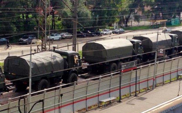 """Терористам """"ДНР"""" прислали свіже підкріплення"""