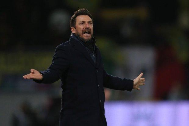 Рома после вылета из Лиги чемпионов уволила тренера