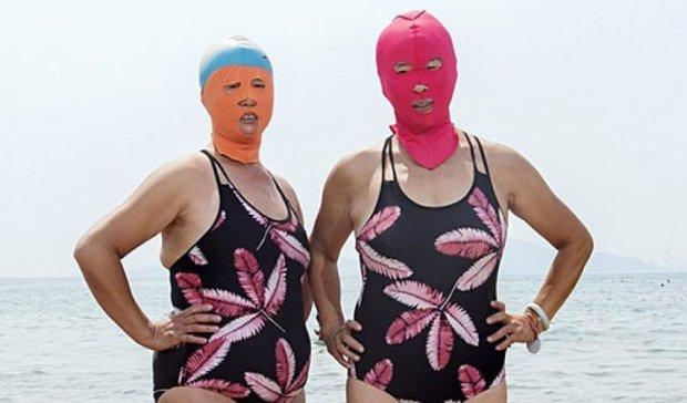 "В Китае появилась мода на ""фантомасов"" (фото)"