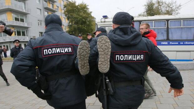 Поліція Росії, фото з вільних джерел