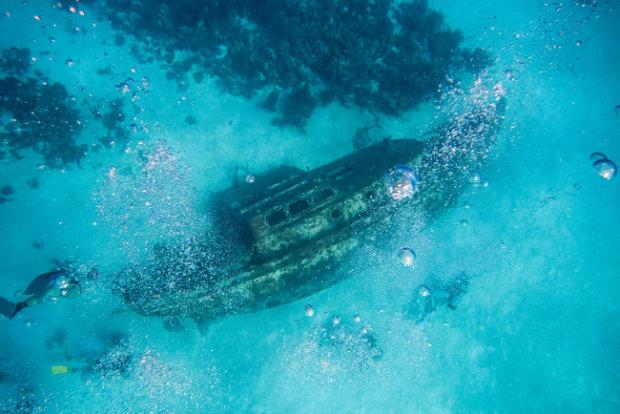 Находка десятилетия: на месте кораблекрушения археологи обнаружили уникальные сокровища