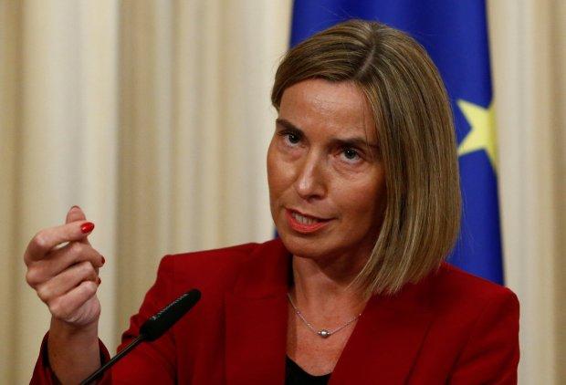 Путінська агресія розлютила Євросоюз: Могерини виступила із рішучою вимогою