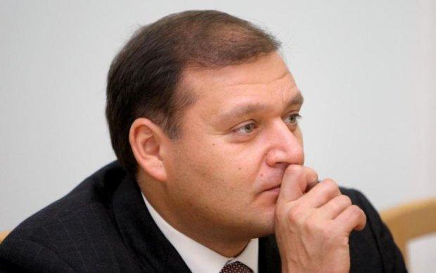 Снятие неприкосновенности: Добкин сорвался на журналистов