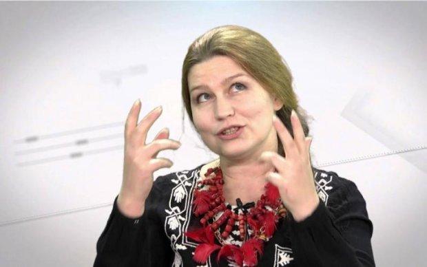 """Лада Лузіна: """"Українська література перетворюється на хобі"""""""