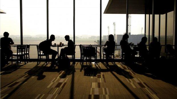 Аэропорт, фото pxhere