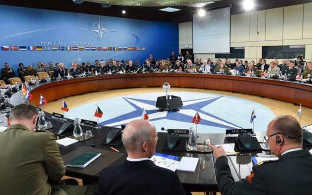НАТО меняет прописку