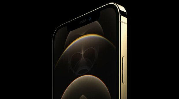 iPhone 12 Pro Max, скриншот