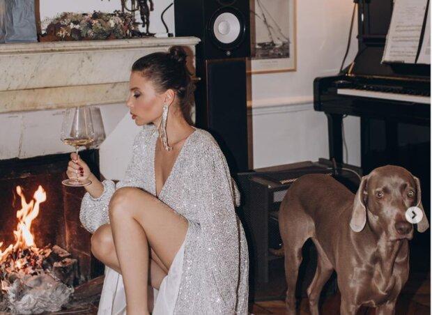 """Ірена Карпа показала, в чому зібралася зустрічати Новий рік: """"Перша в моєму житті"""""""