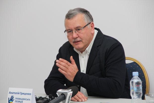 Гриценко кинув виклик Зеленському: українці повинні почути