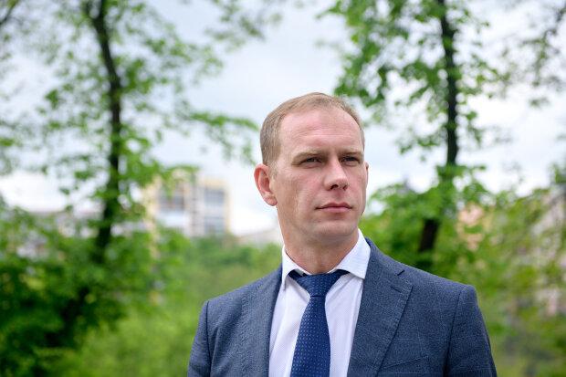 Андрей Малеваный, глава Госэкоинспекции \\ фото из Facebook