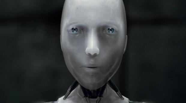 В Давосе представили высокотехнологичного робота, который катается на коньках