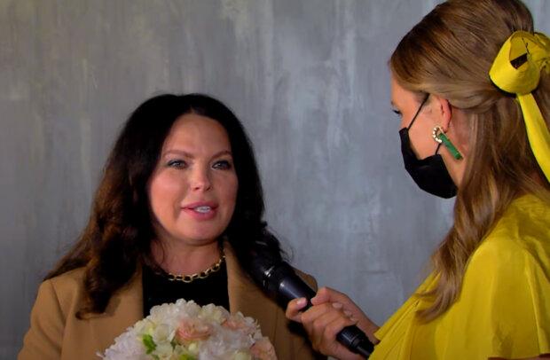Мисс Украина Влада Литовченко поймала букет на свадьбе Ольги Сумской: на одну невесту больше?