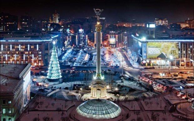 У мережі показали головну ялинку України до Нового року
