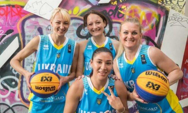 Украинки остановились за шаг до финала ЧМ по баскетболу 3х3