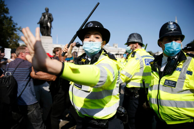 Полиция Лондона, фото: gettyimages
