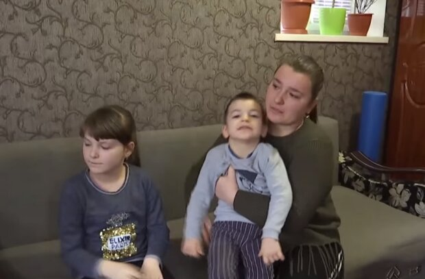 Скриншот из видео ТСН