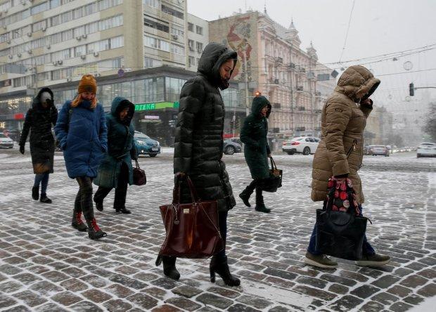 Погода на завтра змусить українців розчаруватися в цій весні