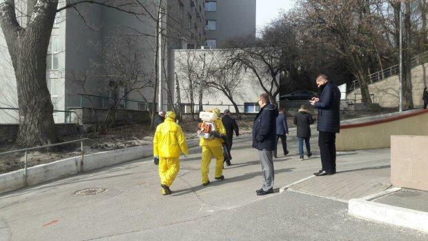 Александровская клиническая больница г. Киева - фото Знай.uа