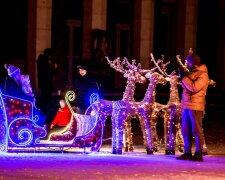 Новый год, фото Хмельницкая городская рада