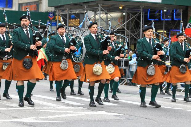 День святого Патріка 17 березня: цікаві факти про головне свято усіх ірландців