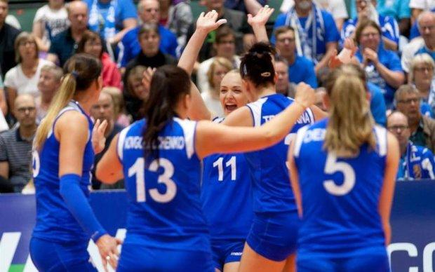 Жіноча збірна України з волейболу стала тріумфатором Євроліги