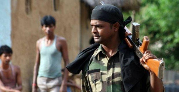 Радикалы расстреляли полицейских в Индии