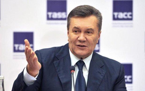 Янукович висунув суду умови допиту