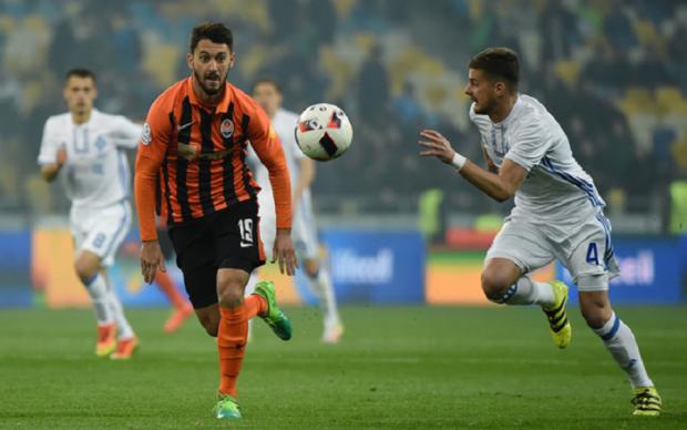 Динамо - Шахтер 0:1: Полное видео матча