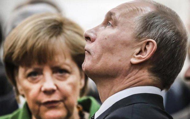 Меркель покинув коханий чоловік, і це не Путін