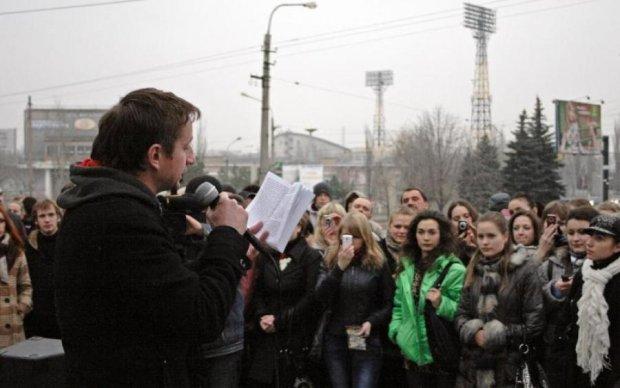 """Тривога і втома: Жадан заговорив про """"нескінченну війну"""" в Україні"""