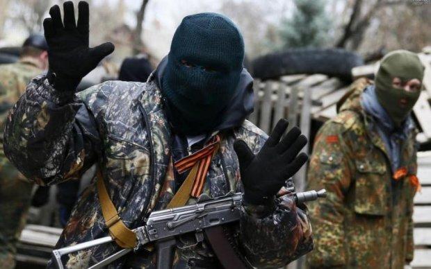 Украинские герои выловили шайку фанатов Путина
