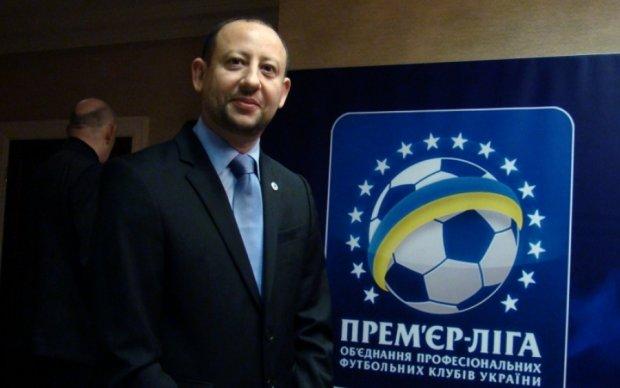 Президент УПЛ розповів про формат наступного чемпіонату України