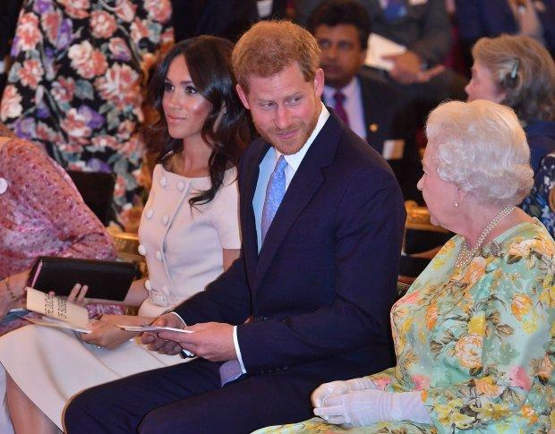 Єлизавета ІІ дала вагітній Меган Маркл образливе прізвисько: це вульгарно