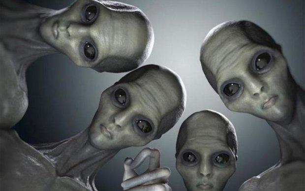 Вчені виявили секретну базу прибульців