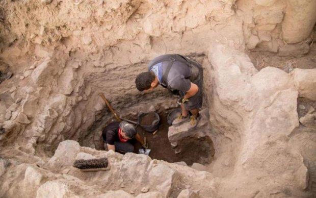 Археологи раскопали библейский город