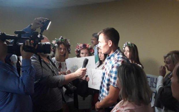 Участок для Генпрокуратуры: экс-мэр Киева признал свою ошибку